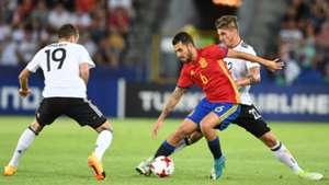 Germany U21 Spain U21 Ceballos Haberer Philipp 063017