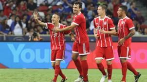 Rafinha Bayern München ICC Chelsea 072517