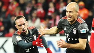 Franck Ribery, Arjen Robben 12022016
