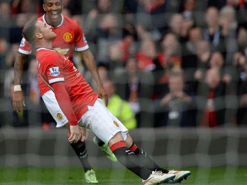 """""""Não haverá mais comemoração de boxe"""", avisa Rooney"""