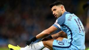 Sergio Agüero Manchester City 08032017