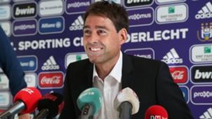 Rene Weiler RSC Anderlecht Jupiler League 06202016