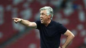 Carlo Ancelotti Bayern München 27072017