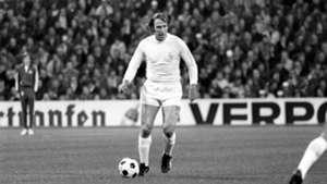 ***GERMAN EDITION ONLY*** Günter Netzer FC Bayern München Real Madrid Europapokal der Landesmeister 14041976