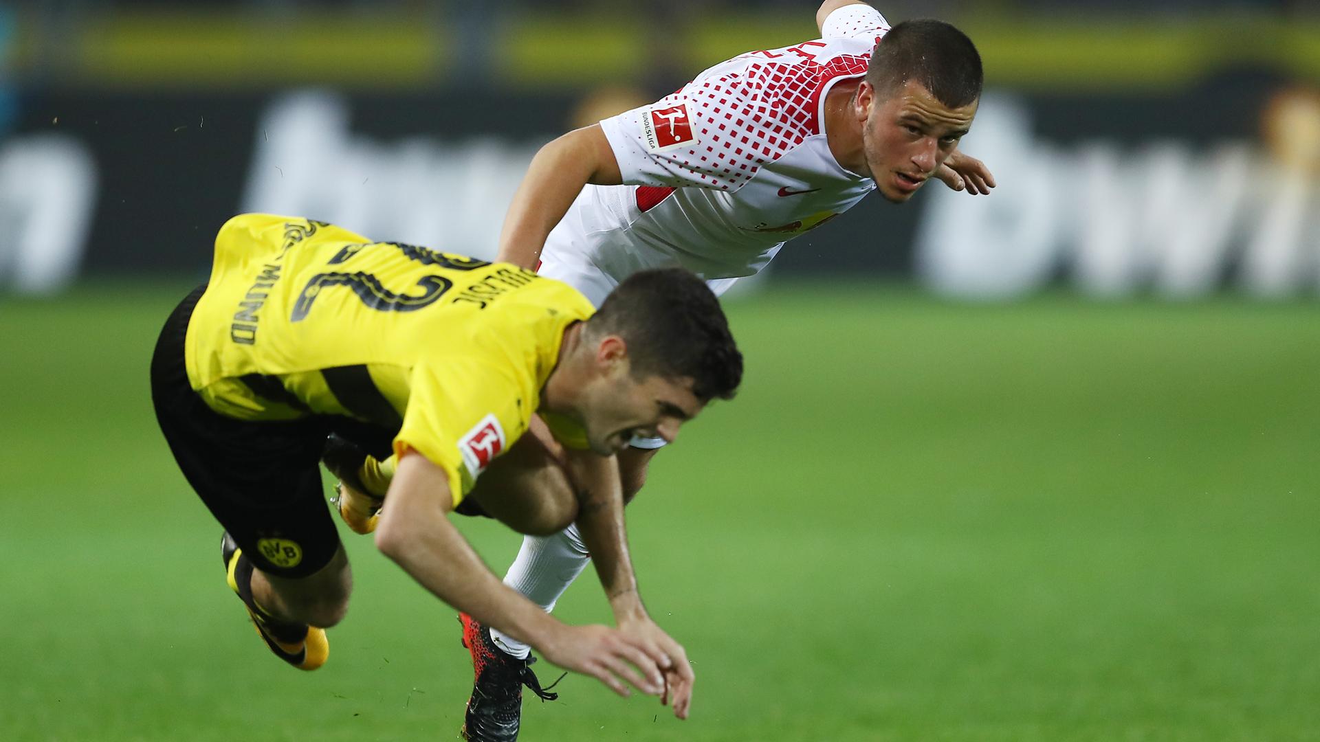 Dortmund trifft auf Salzburg, Leipzig auf St. Petersburg