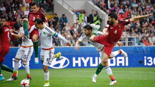 Neto, Pepe, Mexico Portugal, Confed Cup, 02072017