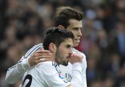 Gareth Bale Isco Real Madrid