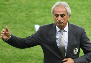 Vahid Halilhodzic Germany Algeria World Cup 06302014