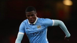 Javairo Dilrosun Manchester City U19 FC Arsenal U19 04042016
