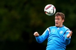 Max Kruse GERMANY TRAINING