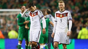 Andre Schürrle Mats Hummels DFB Deutschland Irland