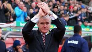 Mark Hughes Stoke City Hull City Premier League 02282015