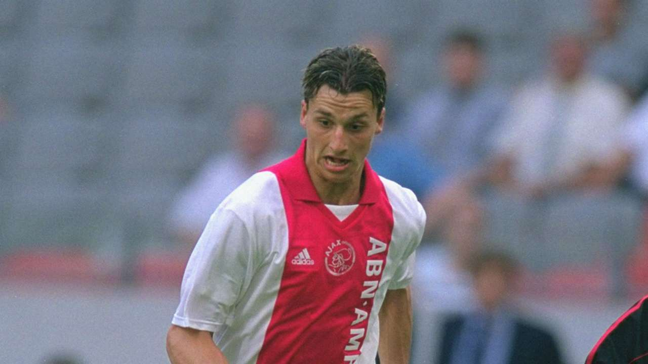 Zlatan Ibrahimovic Ajax Amsterdam 26072001