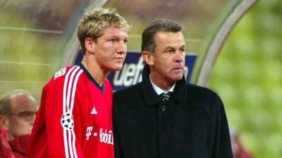 only Germany Bastian Schweinsteiger 11312002