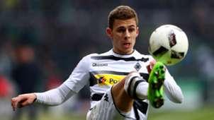 Thorgan Hazard Borussia Mönchengladbach 110217