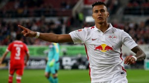 Davie Selke RB Leipzig Fortuna Düsseldorf 11042016