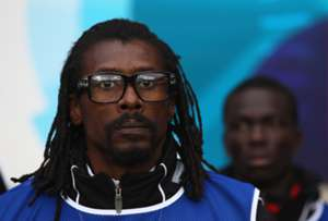 Aliou Cisse Senegal London 04232012