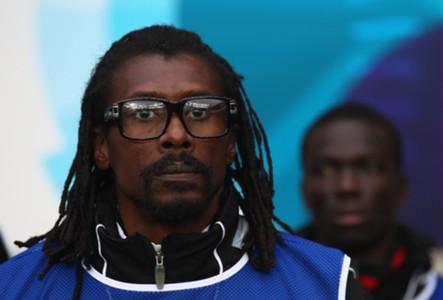 Aliou Cisse Senegal London 04232012