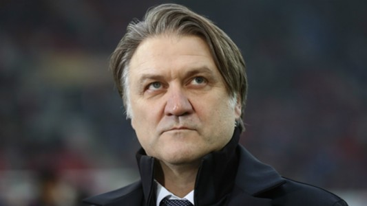 Dietmar Beiersdorfer Hamburger SV