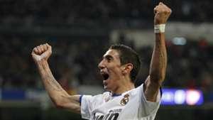 Angel Di Maria Real Madrid 12192010