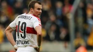 Kevin Großkreutz VfB Stuttgart 15102016