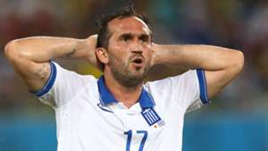 Theofanis Gekas Greece World Cup 2014 19062014