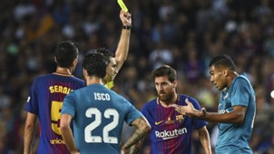 Lionel Messi Barcelona 13082017