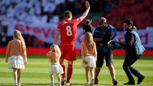 Steven Gerrard Liverpool 16052015