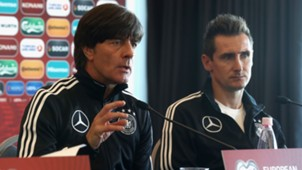 Joachim Löw Miroslav Klose Deutschland 11112016