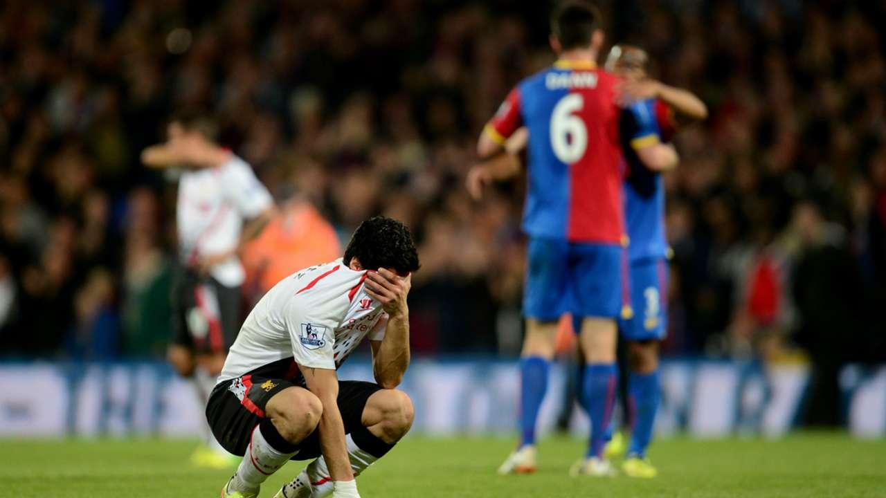 Luis Suarez Liverpool Premier League 05052014