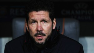 DIEGO SIMEONE ATLETICO MADRID UEFA CHAMPIONS LEAGUE 06122016