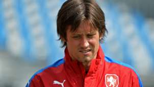 TOMAS ROSICKY CZECH REPUBLIC UEFA EURO 2016