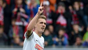 NILS PETERSEN FREIBURG GERMAN BUNDESLIGA 02052015
