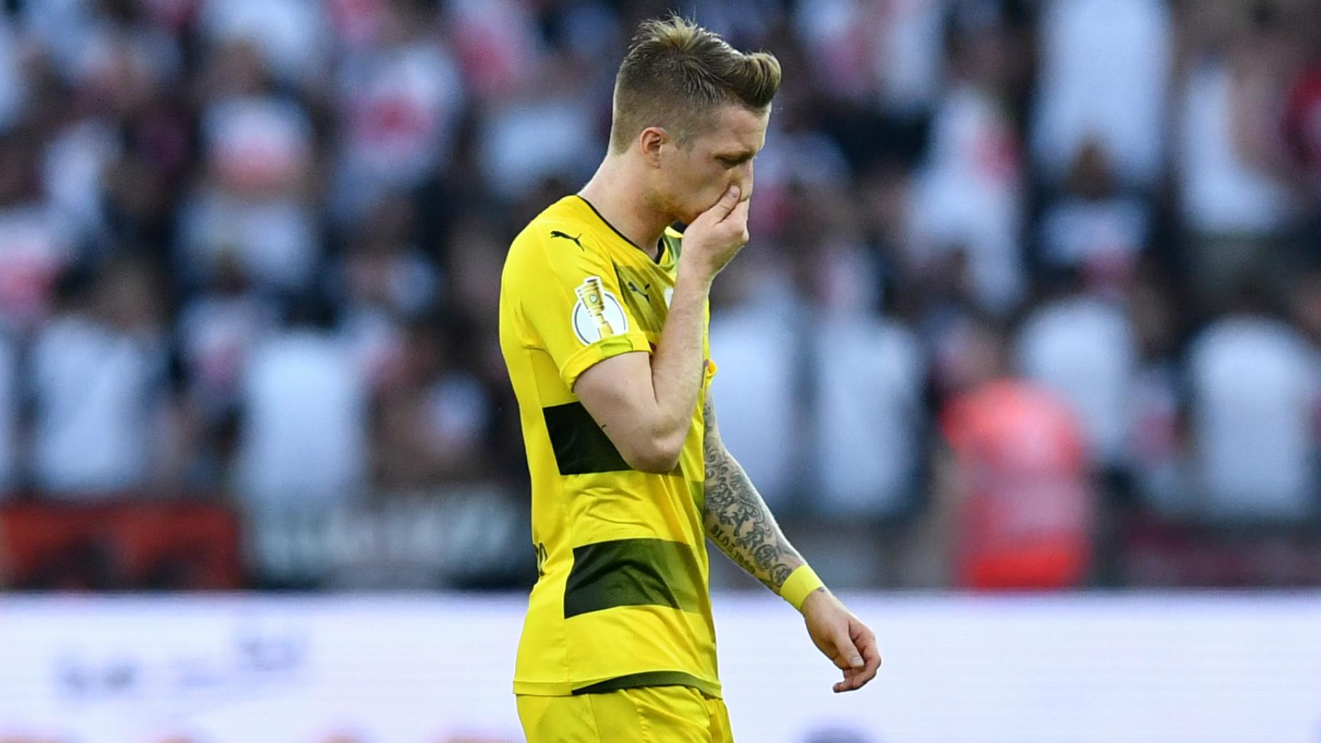 Dortmund verzichtet auf Marco Reus