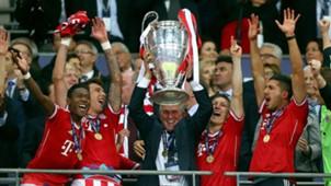 Jupp Heynckes Champions League Sieger FC Bayern München 25052013