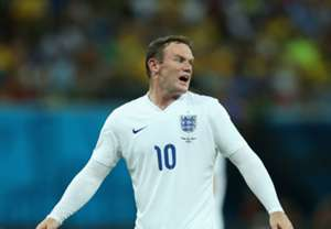 WAYNE ROONEY ENGLAND ITALY GROUP D WC2014