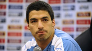 Luis Suarez Uruguay 03222016