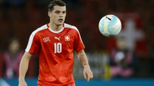 Granit Xhaka Switzerland ECQ 29032016
