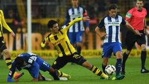Mikel Merino Borussia Dortmund Hertha BSC