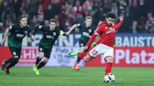 Jairo Semperio FSV Mainz 05 FC Augsburg Bundesliga 10022017