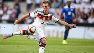 Patrick Herrmann Germany United States International Friendly 10052015