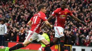 Ander Herrera Manchester United Premier League 16042017