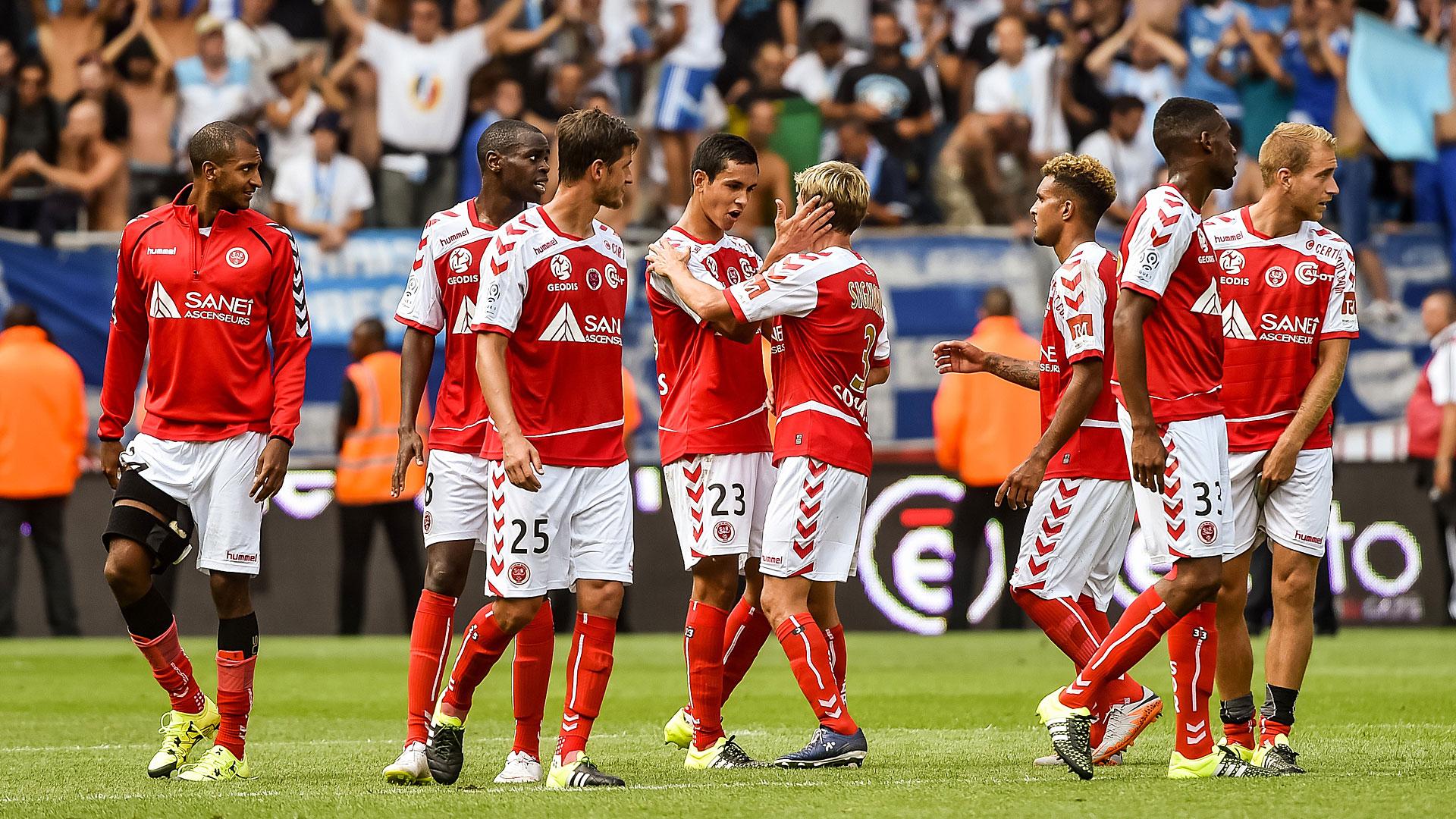 Stade Reims Ligue 1 16082015