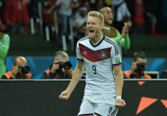 Andre Schürrle Germany World Cup 2014