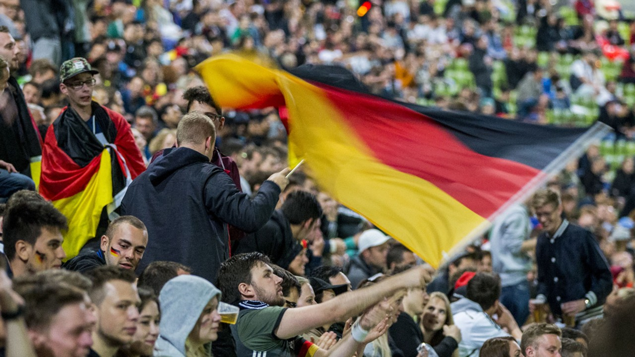 Deutschland-Fans 07022016
