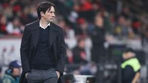 Roger Schmidt Bayer Leverkusen 18122016