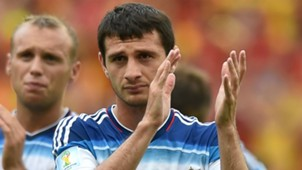 Alan Dzagoev Russia World Cup 22062014