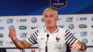 Didier Deschamps France 06062015