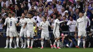 Real Madrid Squad 02052017