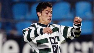 Cristiano Ronaldo Sporting 11082002